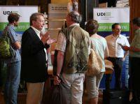 """UDI-Stand auf der Messe """"Grünes Geld"""""""