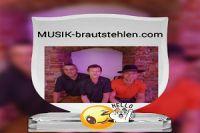 Trio Musik aus Niederbayern zum Brautstehlen, Brautentführung, Brautverziehen bayerische Musik und viel Stimmung