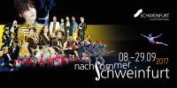 Nachsommer Schweinfurt – 8. bis 29. September 2017