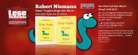 In Kürze erscheint das neue Buch von Robert Niemann. Nur in der Leseschau erhältlich mit eigener Briefmarke, Lesezeichen und Postk