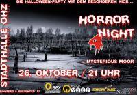 O BEX Horror Night - die Halloween-Party im Norden