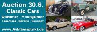 Oldtimerauktion am Tegernsee von Auktionshaus Auktionspunkt, Versteigerer Frank Ehlert