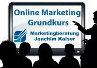 Online Marketing Grundkurs für Selbstständige