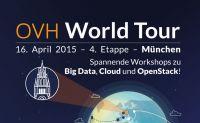 Europas Nummer Eins für Hosting und Providing zu Gast in München