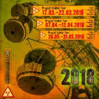 Prypjat Stalker Tour 2018 - Eine spannende Tschernobyl Tour