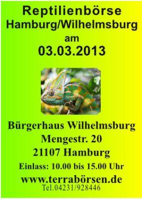 Reptilienbörse Hamburg