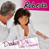 """CD Cover Roberta Lorenza """"Denkst Du..."""""""