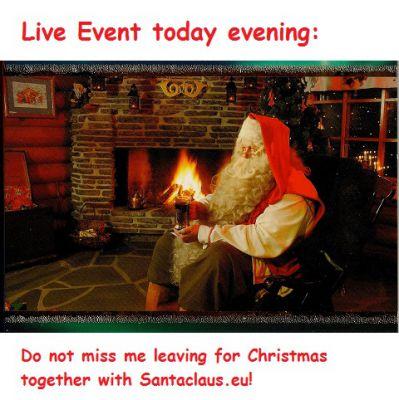 Santa Claus Live Event