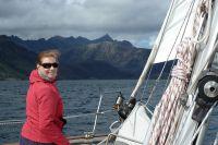Segeln in Schottland