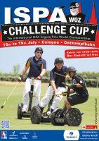 Plakat Woz Challenge Cup 2015
