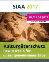 SIAA Mainz 2017