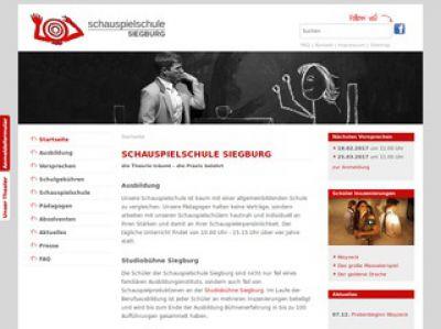 schauspielschule-siegburg.de