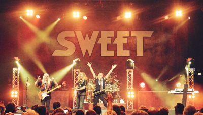 SWEET - Action Live  (Credit: Jan Walford)