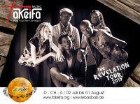 TAKEFA - THE REVELATION TOUR 2015