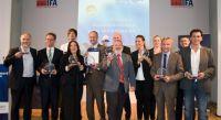 Die Gewinner des Telematik Awards 2013. Bild: Telematik-Markt.de/Archiv