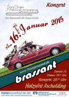 Tromposaund Konzert Brassant 2015