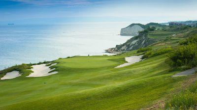 Thracian Cliffs Golfplatz