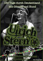 #UlrichsFahrradTournee - 150 Tage durch Deutschland mit Gitarre und Hund