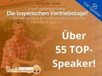"""Uwe Rieder, der bayerische Vertriebsfreak, begeistert von der Resonanz bei """"Die bayerischen Vertriebstage!"""