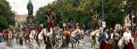 Die Kroaten zu Pferd aus dem mittelfränkischen Windelsbach