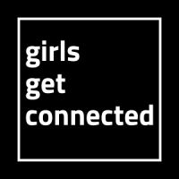 Logo girls get connected