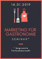 Seminar für Gastronomen mit der Expertin für Marketing in der Gastronomie