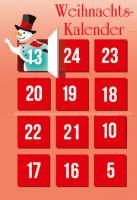 Weihnachtskalender mit vielen Überraschungen. In wenigen Tagen ist es soweit. Dann beginnt der Dezember.
