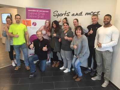 Team Sports and more Fitnessclub  Wöllstein