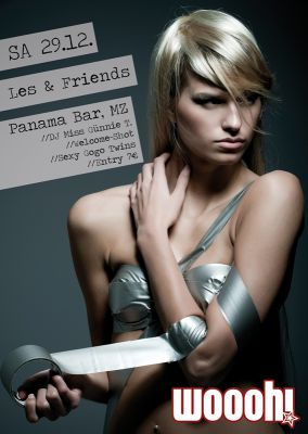 Woooh! - Les & Friends