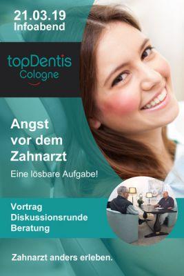 Veranstaltung Zahnarztangst bei topDentis Cologne