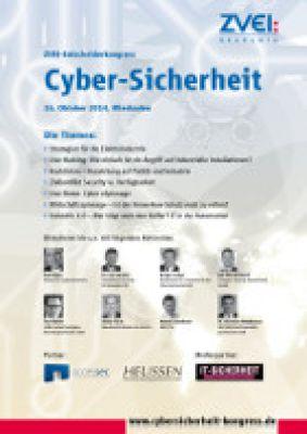 ZVEI Entscheiderkongress Cybersicherheit