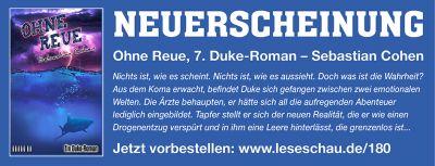 Ohne Reue, 7. Duke-Roman, Sebastian Cohen