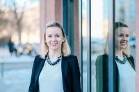 Anna Heuer, neue Geschäftsführerin der HSMA Deutschland e.V.