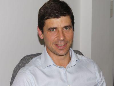 Denis Krebs ist Vorsitzender des Kredithilfevereins e.V. mit Sitz in München