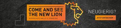 LION bei der Interschutz 2015