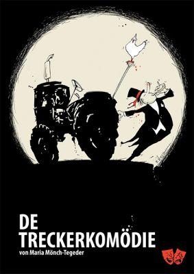 Frank Hoppmann aus Münster gestaltete das Plakat zur De Treckerkomödie