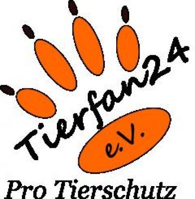 Das Tierfan24 e.v. Pro Tierschutz Logo