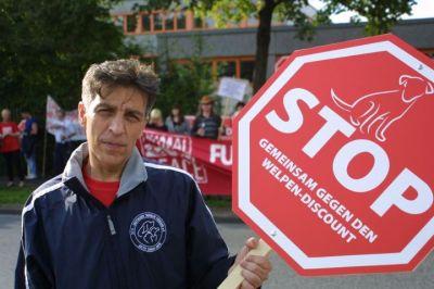 Deutscher Tierhilfe Verband e.V. kämpft gegen skrupellosen Welpenhandel