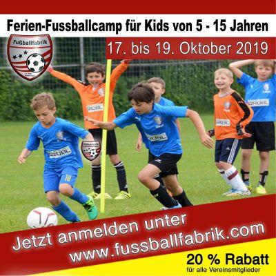 Fußballferiencamp