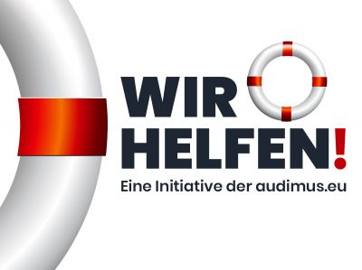 """Initiative """"Wir helfen"""" wird zur festen Einrichtung bei audimus"""