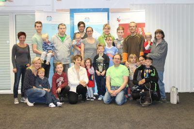 Drittes PH-Familientreffen des pulmonale hypertonie e.v. in Gießen