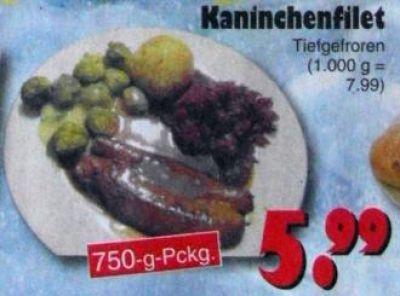 """Supermarktkette """"Jawoll"""" wirbt mit veganem """"Enten""""-Gericht für Kaninchenfleisch aus der Massentierhaltung"""