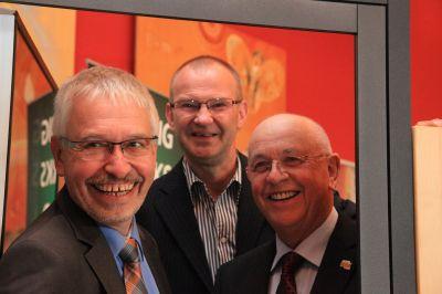 BPH-Vorstand freut sich über gut besuchten Holz-/HolzAlufenster-Kongress. Foto: Bundesverband ProHolzfenster