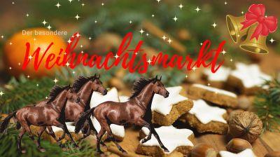 Foto: Virtueller Weihnachtsmarkt für ReiterInnen von Reiterfragen.de