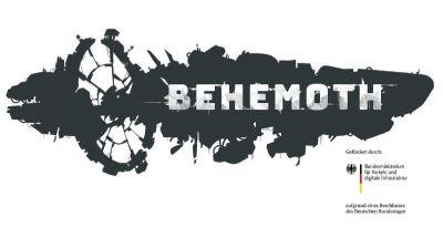 Projektlogo Behemoth gefördert durch BMVI