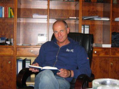 Coach und Autor Michael Bauer