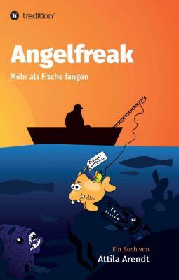 """""""Angelfreak"""" von Attila Arendt"""