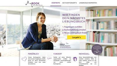 mybook.de - Deine persönliche Buch-Empfehlung