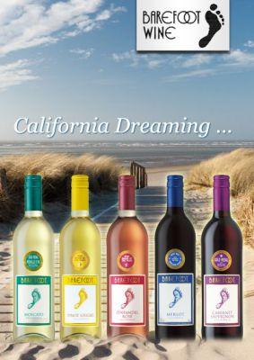 Barefoot Wines - Wein aus Kalifornien