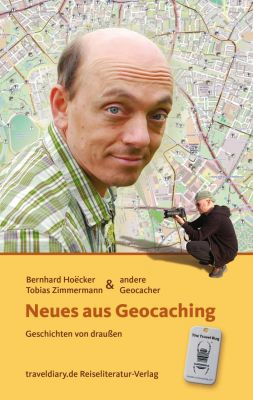 Cover - Neues aus Geocaching